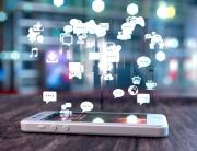 Social Media sensor op de wereld