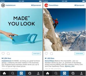 Langere videoadvertenties op Instagram
